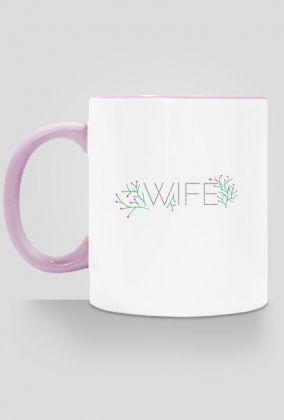 Wife - kubek - mug