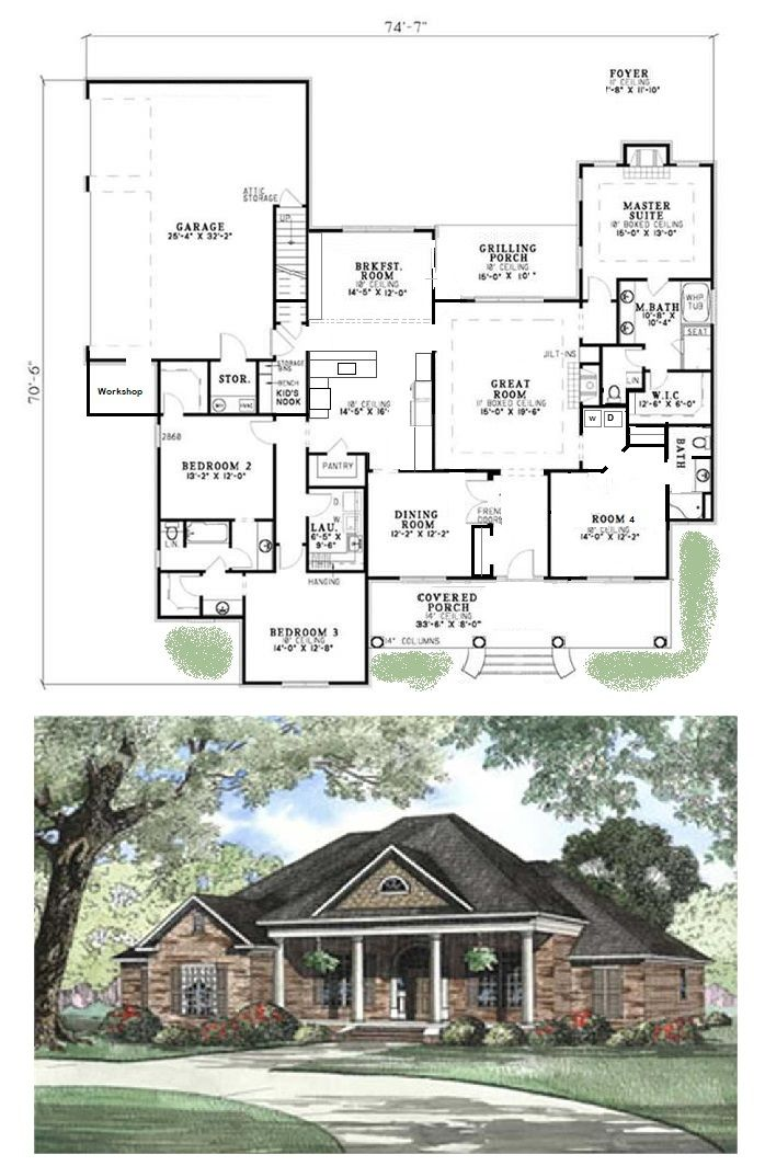 Traditional French House Plans Home Design Ndg539 3733 House Plans French House Plans Build Your Own House