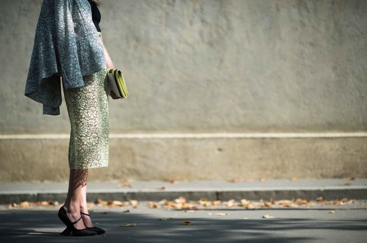 Street Style from Paris Fashion Week Spring 2014 - Paris Fashion Week Spring 2014 Street Style, Day 3