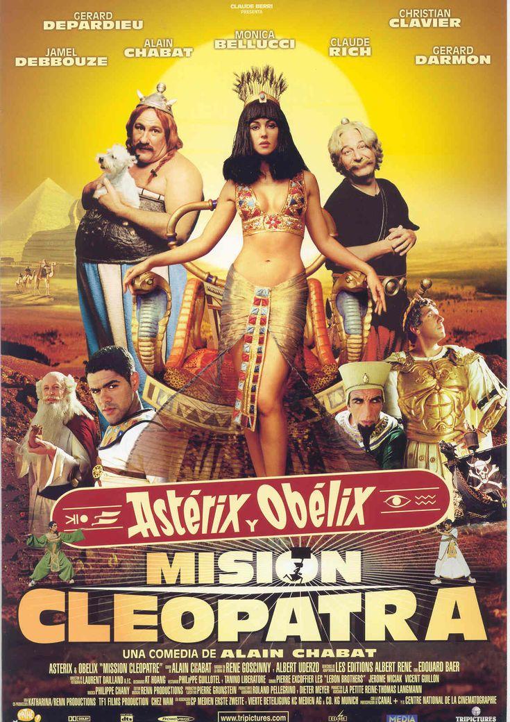Astérix et Obelix, Mission Cléopâtre (Alain Chabat) - 2002 F, D  - Jamel Debbouze, Gérard Darmon