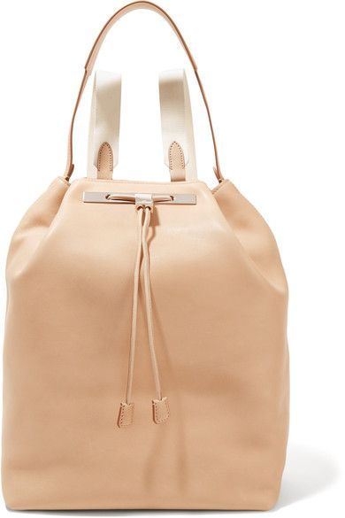 The Row - Leather Backpack - SALE20 at Checkout for an extra 20% off