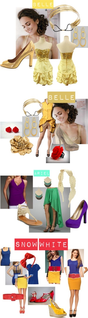 """Chic Disney"" by spinaynay on PolyvoreChic Disney, Disney Lovin"