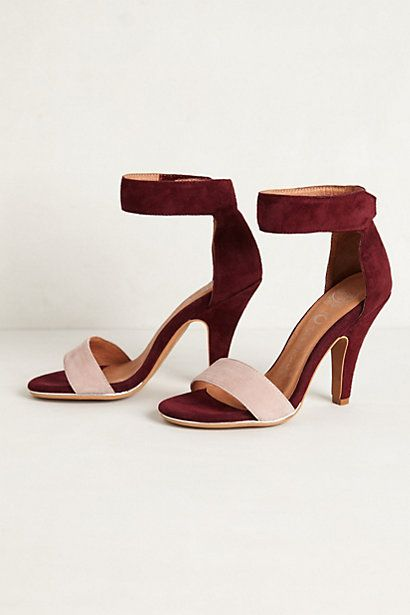 Charvet Heels at Anthropologie