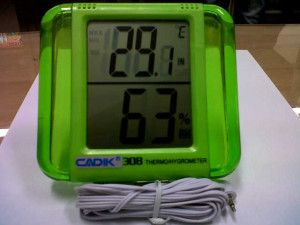 Thermo Hygro CADIX 308