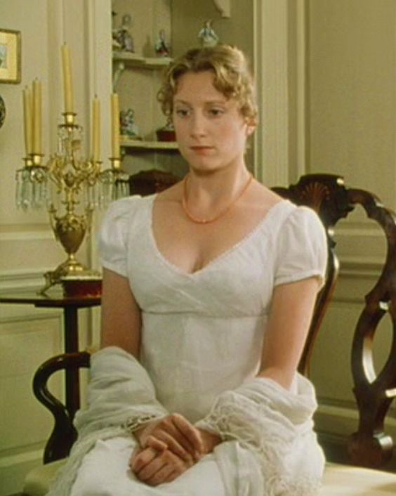 Miss Jane Bennet, Pride and Prejudice, 1995