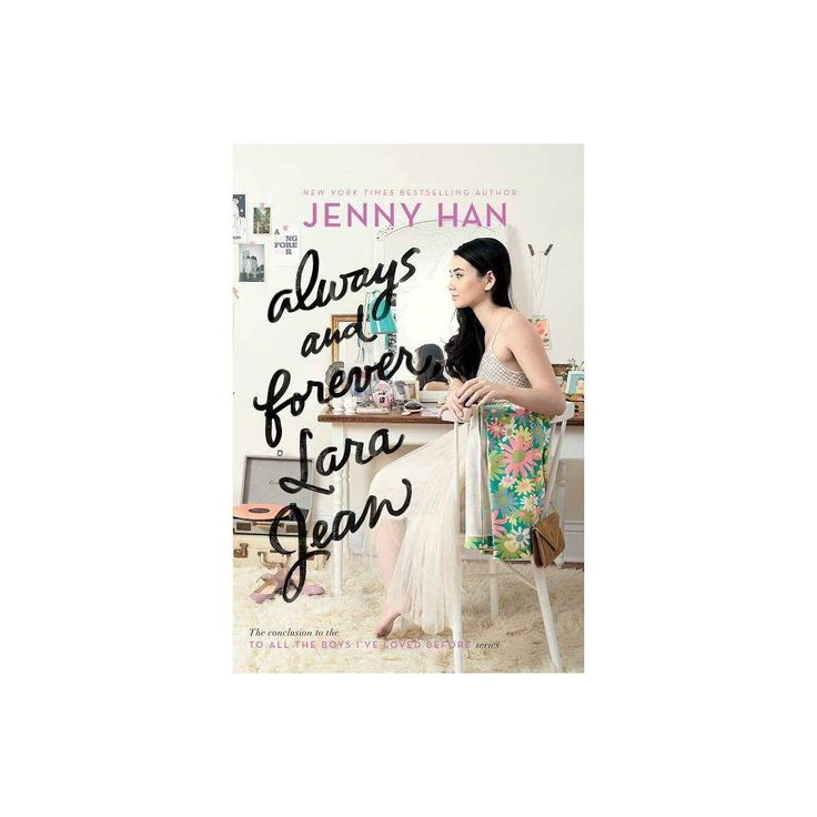 Always And Forever Lara Jean Reprint By Jenny Han Paperback