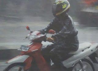 Paddock Bikers: Helm Itu Penting Untuk Segala Kondisi [BIKERS-PEDU...