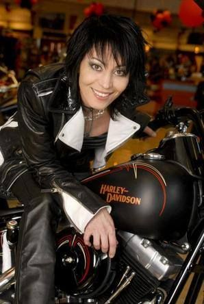 Joan Jett is awesome. Loved the Runaways, love her now.