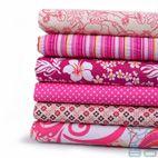 Пух мультфильм мир ткань группа - 6 ручной раскраски ткани головы ткань - Тотем цветочные ткани - хлопок ткани головы - Taobao