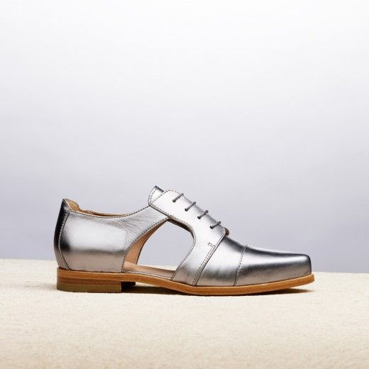 TRICK SILVER _ SPRING SUMMER 2015 COLLECTION | #altiebassi #spring #summer #2015 #sophisticated #italianshoes #woman