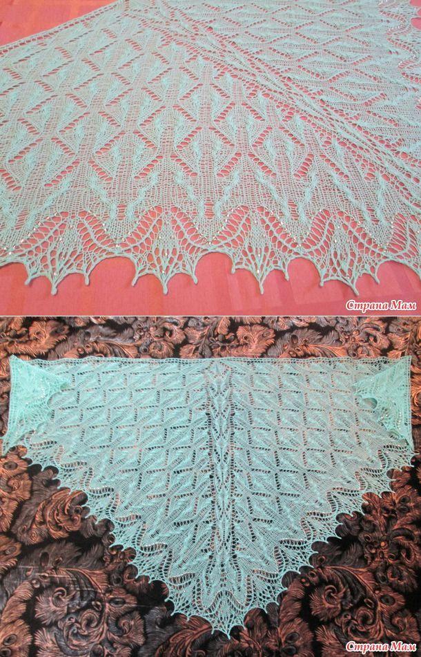 More Nice shawls