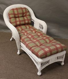 St Lucia Outdoor Wicker Chaise Lounge All About Wicker   Wicker Furniture  And Replacement Cushions Http Part 94