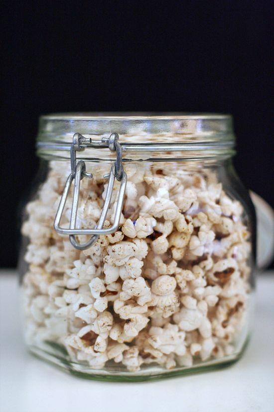 12 Days of Edible Gifts: Garam Masala Popcorn