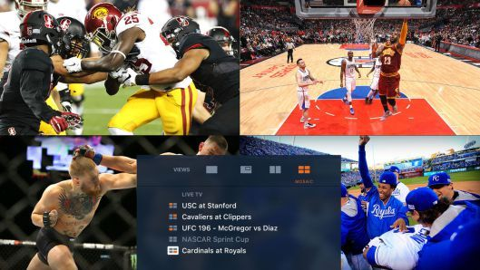 FOX Sports Go hits Apple TV allows viewing of four games at once