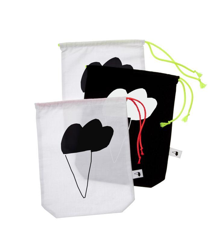 Ice Cream Accessories Bags