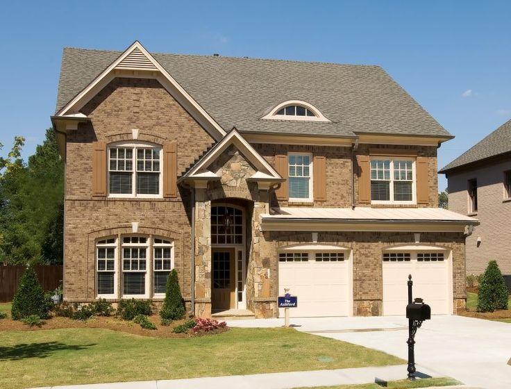 21 best brick houses images on Pinterest Brick homes Bricks and
