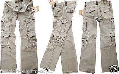 womens bootcut cargo pants - Pi Pants