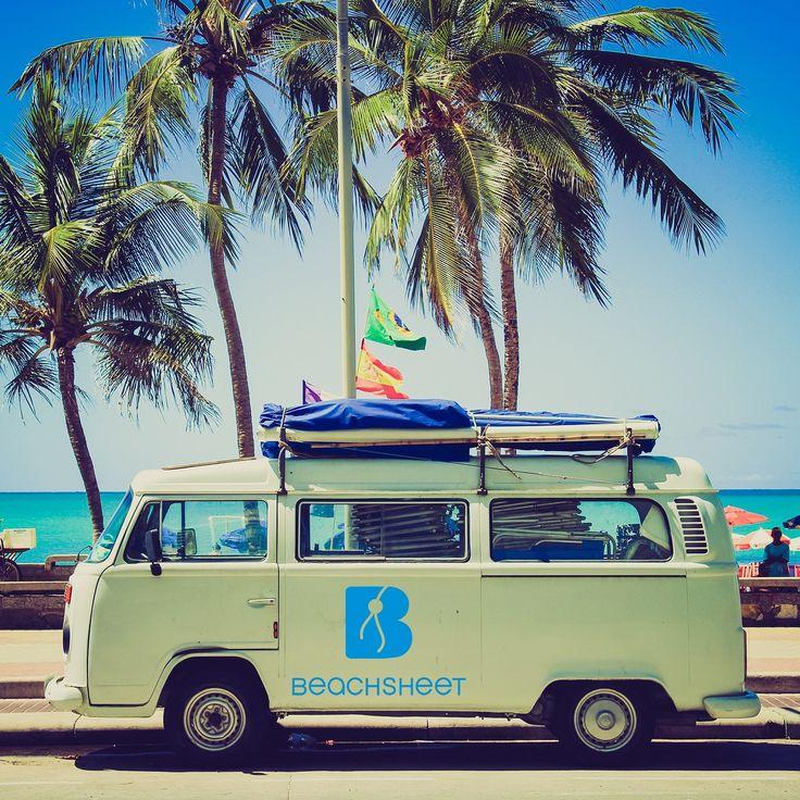 Beachsheet on tour