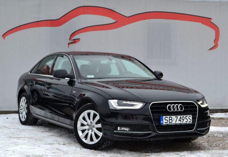 Audi A4 - Zadbany/ Automat/ S line/ Ledy