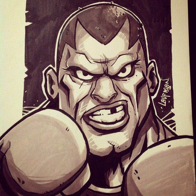 Inktober Day 26 Balrog! by DerekLaufman on DeviantArt
