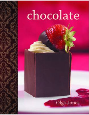 This Easter delight Mum with this recipe book for all things chocolate! $25.99 at Whitcoulls