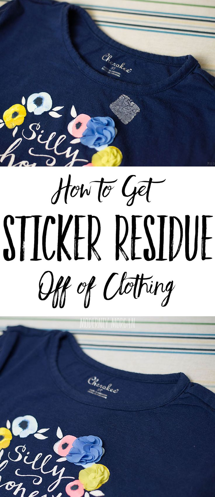 How To Remove Sticker Residue From Clothing After Washing Part 78