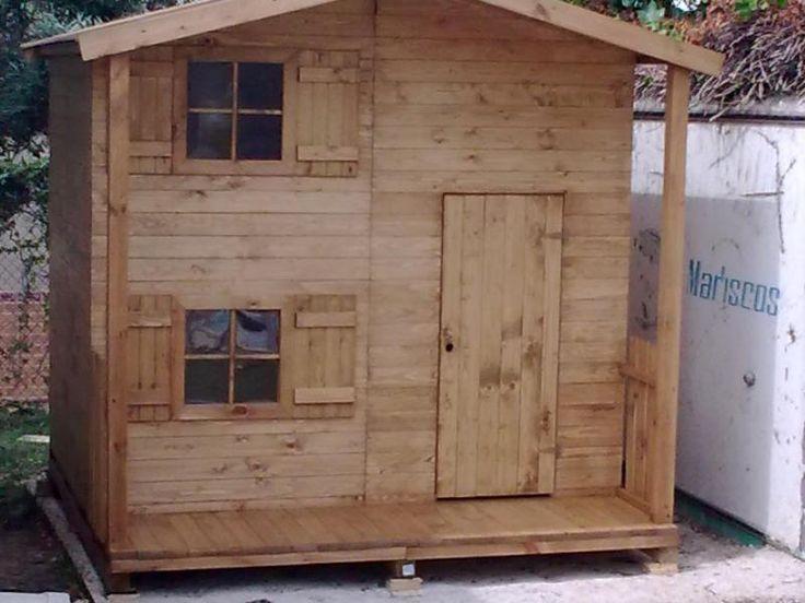 25 melhores ideias sobre casetas de jardin no pinterest for Casetas de madera para jardin baratas