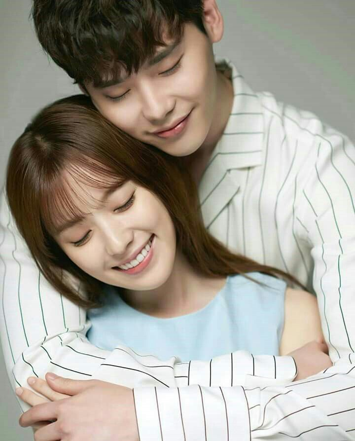 Lee Jong Suk - W Two Worlds