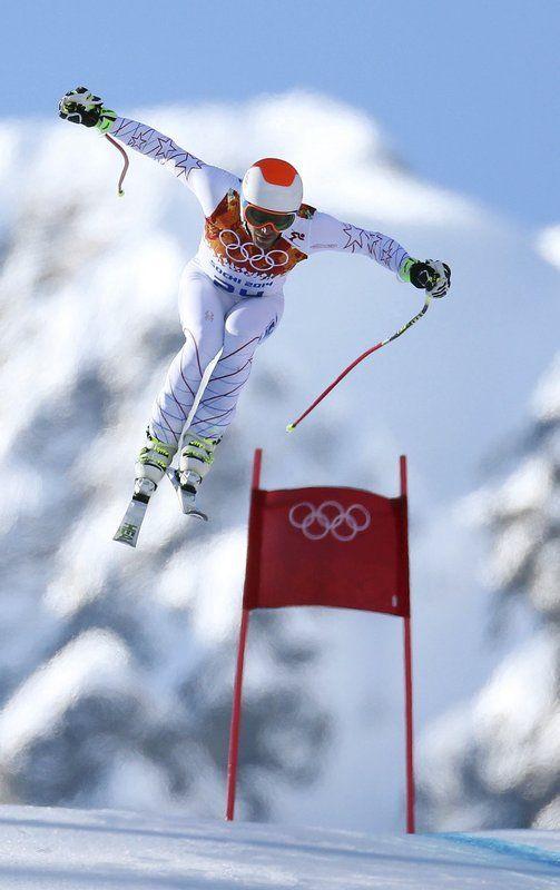 Bode Miller Sochi 2014 Love the fast skiing Www.Snowskiingfun.Com