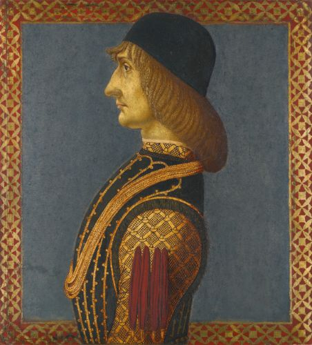 Manner of Alesso Baldovinetti