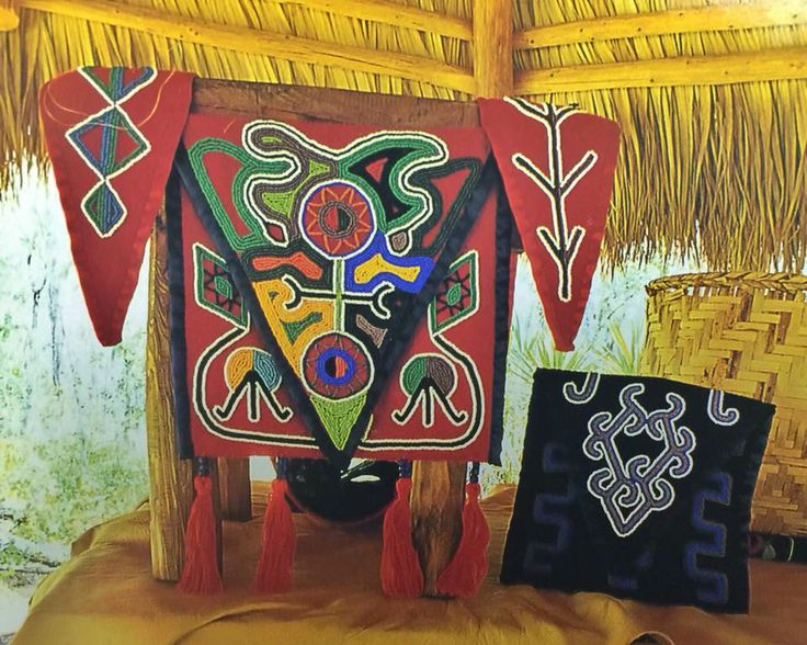 Bandolier Bags made by Brian M. Zepeda, Seminole Tribe of Florida