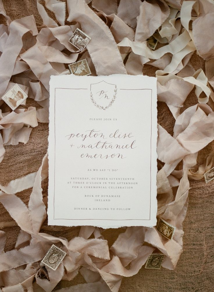 all ireland wedding invitations%0A Stationery  All Things Lovely Paper Co  I Kayla Yestal Photography