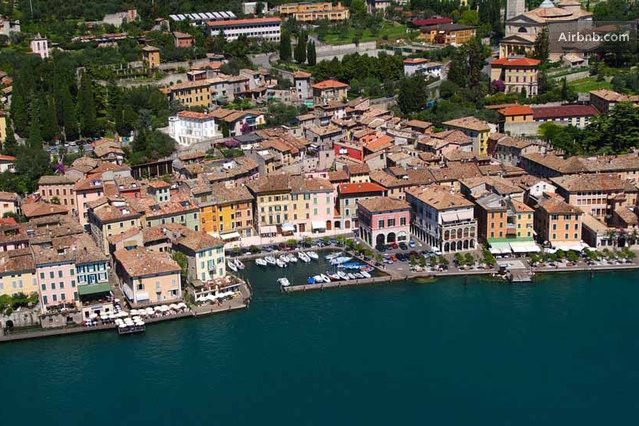 Gargnano, Town House to rent