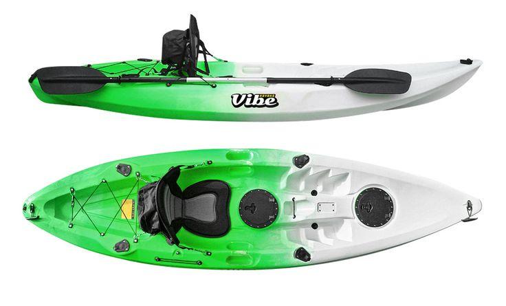 13 best vibe kayaks images on pinterest kayaking kayaks for Vibe fishing kayak