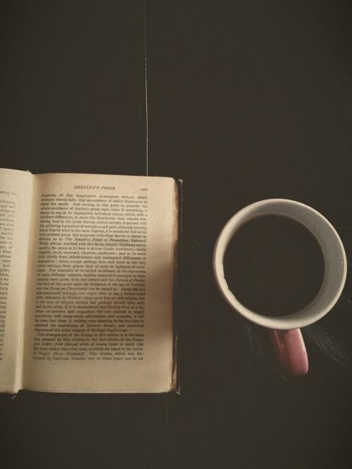 book+coffee makes for a perfect day <3
