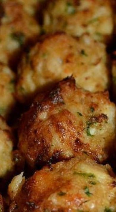 The Most Amazing Crab Balls You Will Ever Eat!