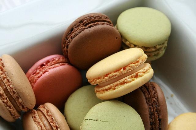 Macarons Ricetta Bimby