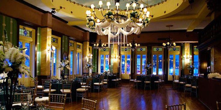 The Magnolia Ballroom Weddings | Get Prices for Houston Wedding Venues in Houston, TX