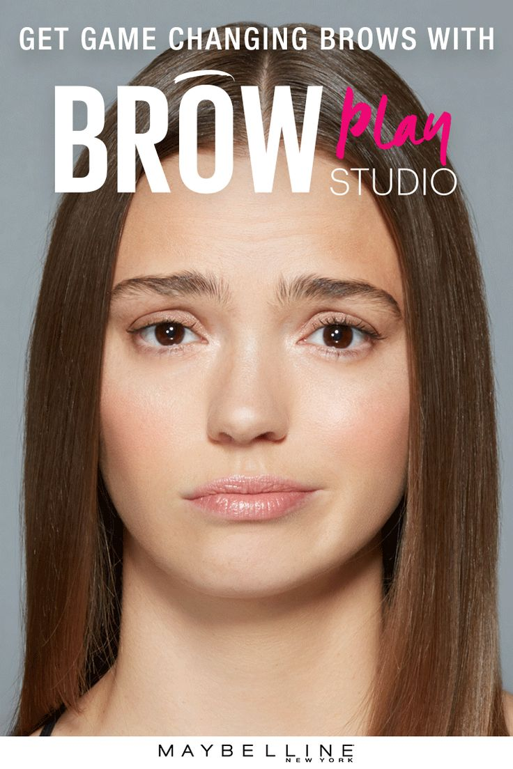 Are you looking for a solution to your brow problems? Do you have trouble identifying what brow product you need?Up your brow game right now with Brow Play Studio, a game-changing new brow tool from Maybelline. Click or tap to try on, play, and discover your best brows at maybelline.com/brow.