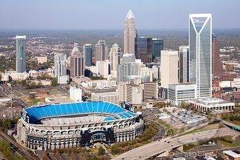 Charlotte, North Carolina- Lived here for a summer would like to go back and visit or live sometime in my lifetime!