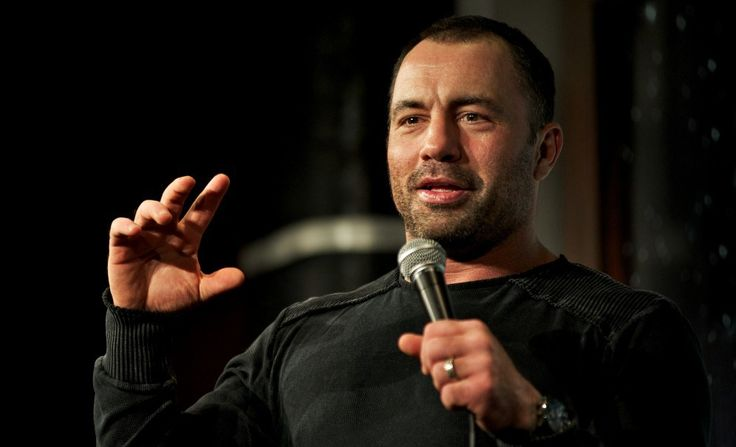 jeo rogan is an observer for the UFC
