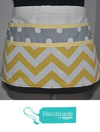 Women's apron, teacher apron, vendor apron, Chevron utility Apron, Women's…