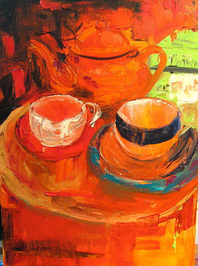 Coffee Time - Kerry Bruce