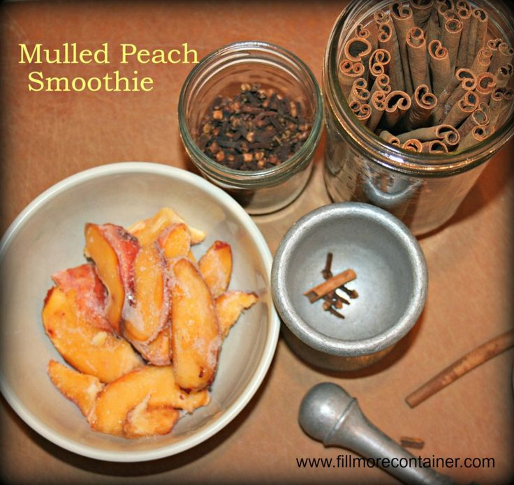 Mason Jar Smoothie Recipes  and 2 great giveaways from Fillmore Container.