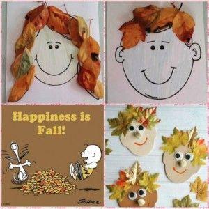 leaf child craft