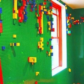 parete Lego