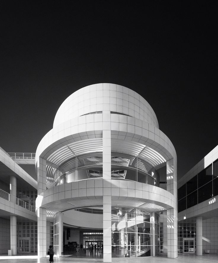 Richard Meier| Getty Center