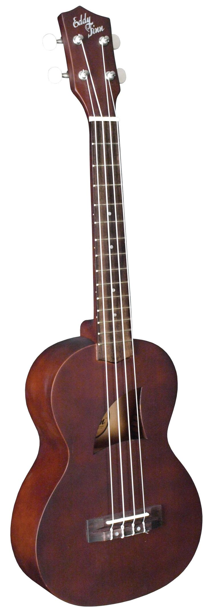 Eddy Finn® Basswood Series Ukulele with Aquila Strings