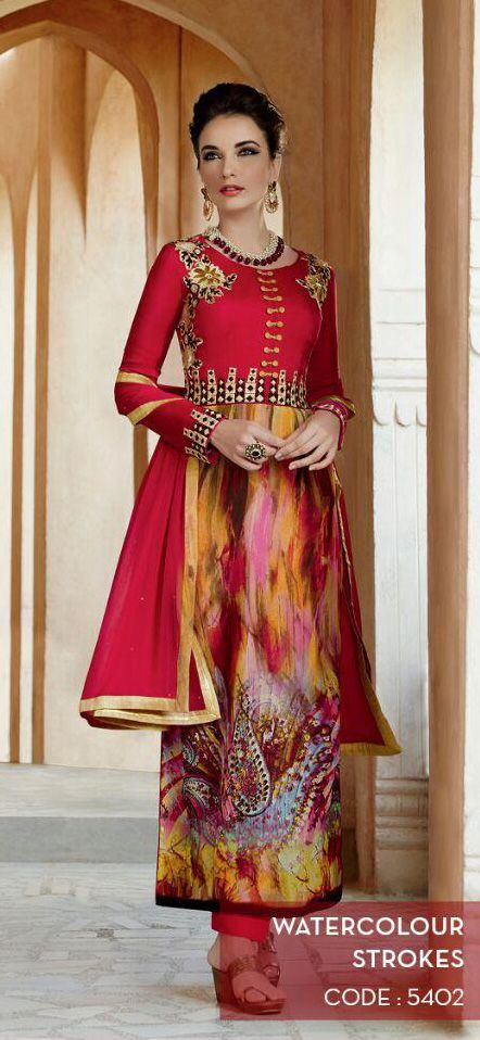 24 best Heer Collection by Kimora images on Pinterest | Ethnic ...