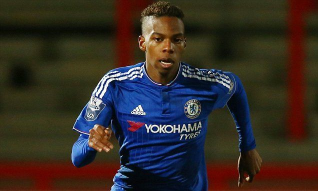 Guus Hiddink calls up Chelsea wonderkid CHARLY MUSONDA to train with first-team after starring for Under 21s against QPR...